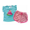2pcs Girls Set for Babies And Toddlers